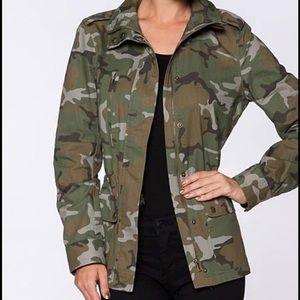 Jackets & Blazers - Camo Jacket